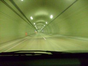 浅川トンネル 上り1