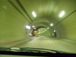浅川トンネル 上り2