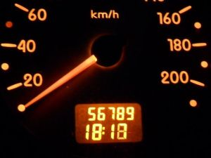 連番 56789km