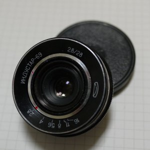 INDUSTER-69 28mm 2.8