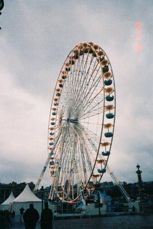 コンコルド広場の観覧車