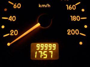 99,999km